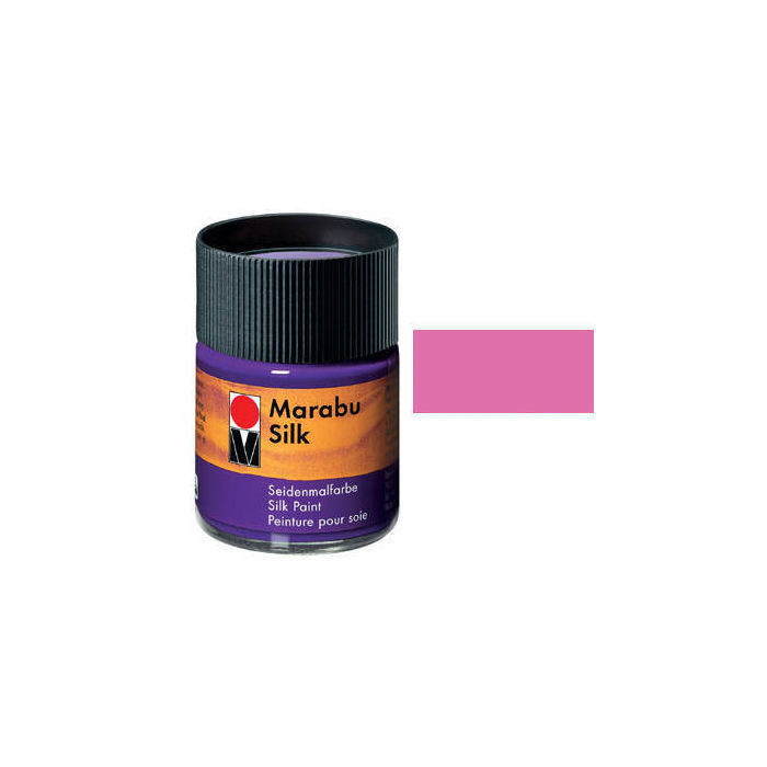 Marabu Silk, 50ml, Pink