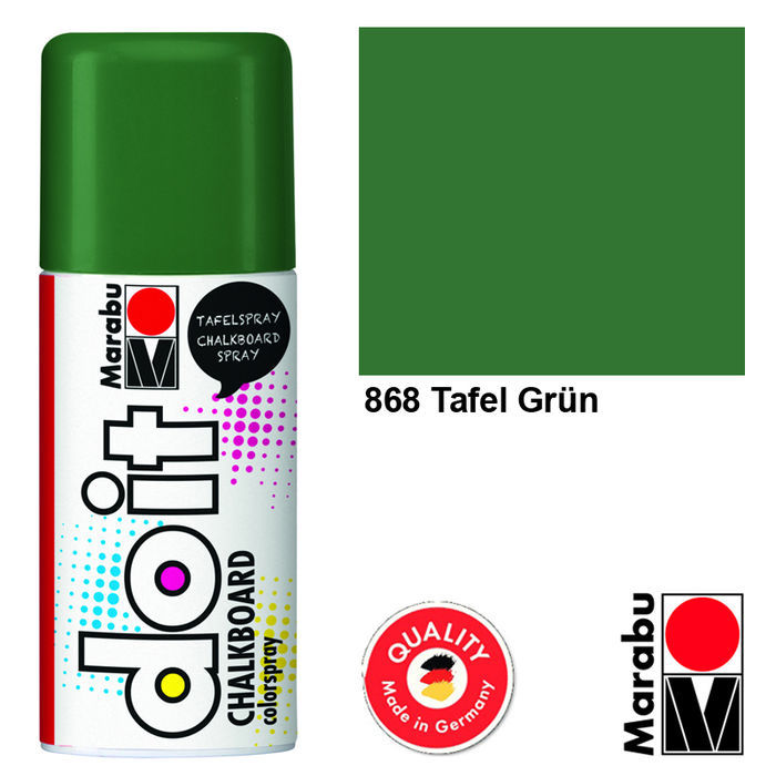 Marabu do it CHALKBOARD, 150ml, Tafel Grün