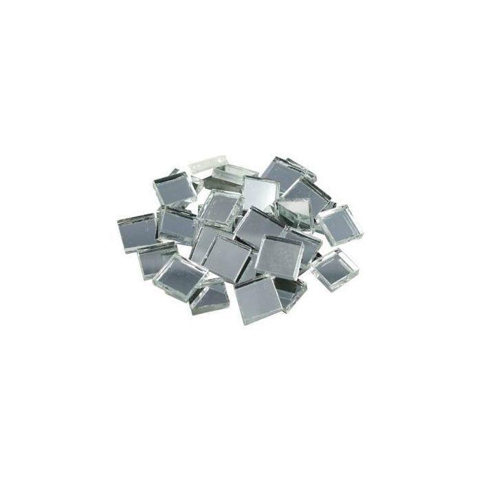 Spiegel mosaiksteine 1x1 cm ca 125g crackle mosaik zubeh r mosaiktechnik creatives - Mosaiksteine spiegel ...