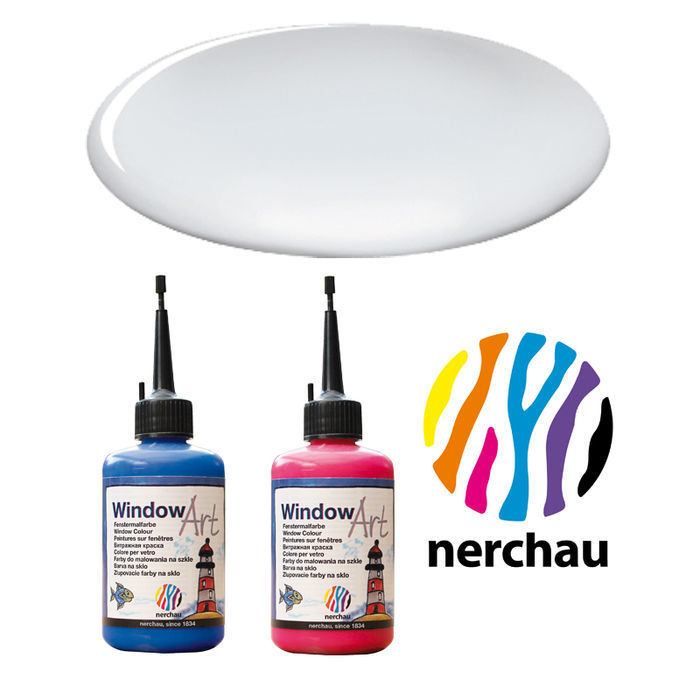 Nerchau Window Art, 80 ml, Kristallklar PREISHIT