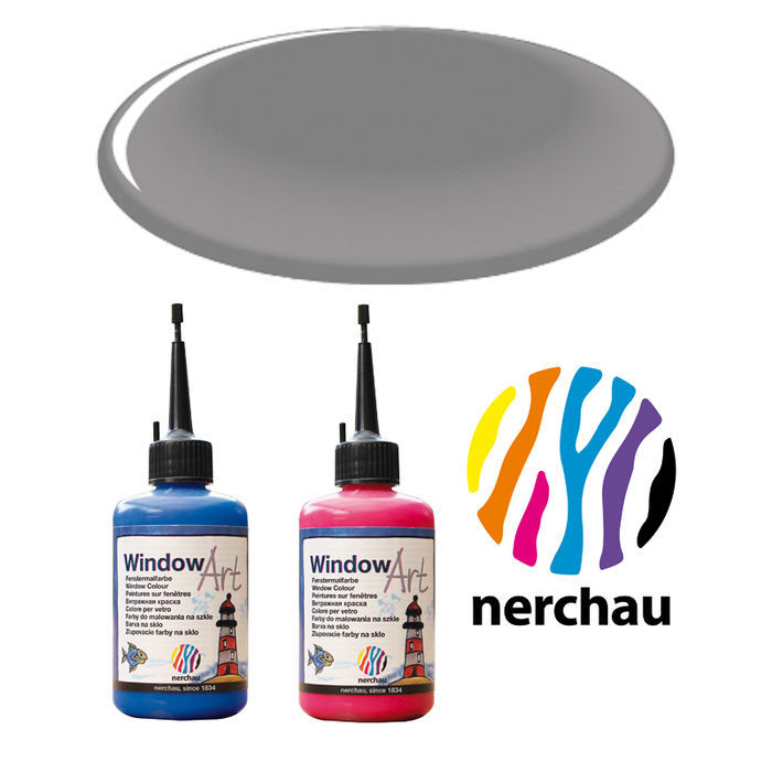 Nerchau Window Art, 80 ml, Grau PREISHIT