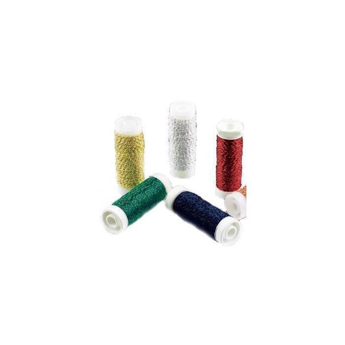 Bouillon-Effekt-Draht Rot, Stärke: ca. 0,2 mm 50m - Werkzeuge ...