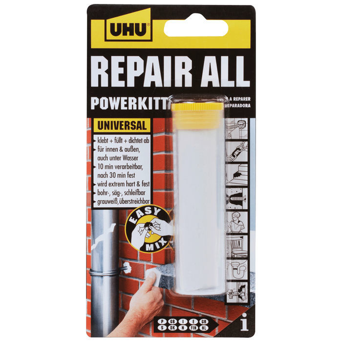 UHU Repair All Powerkitt, 60g
