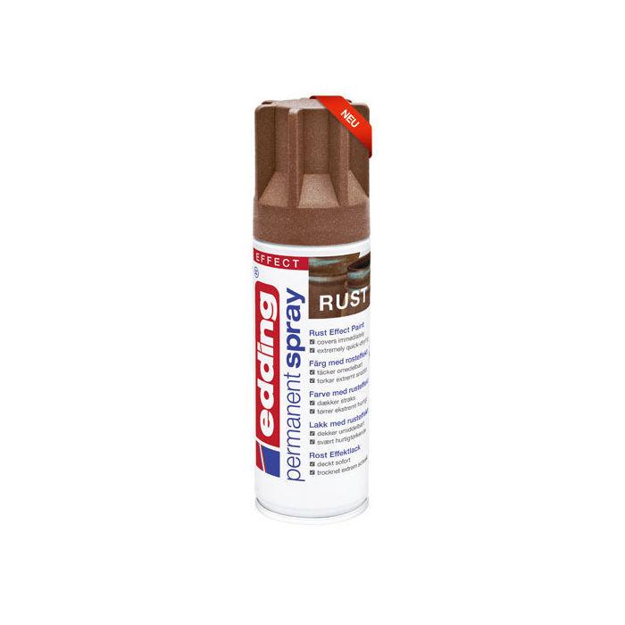 Edding Permanent Spray, 200ml, Rost Effektlack - Edding Permanent ...