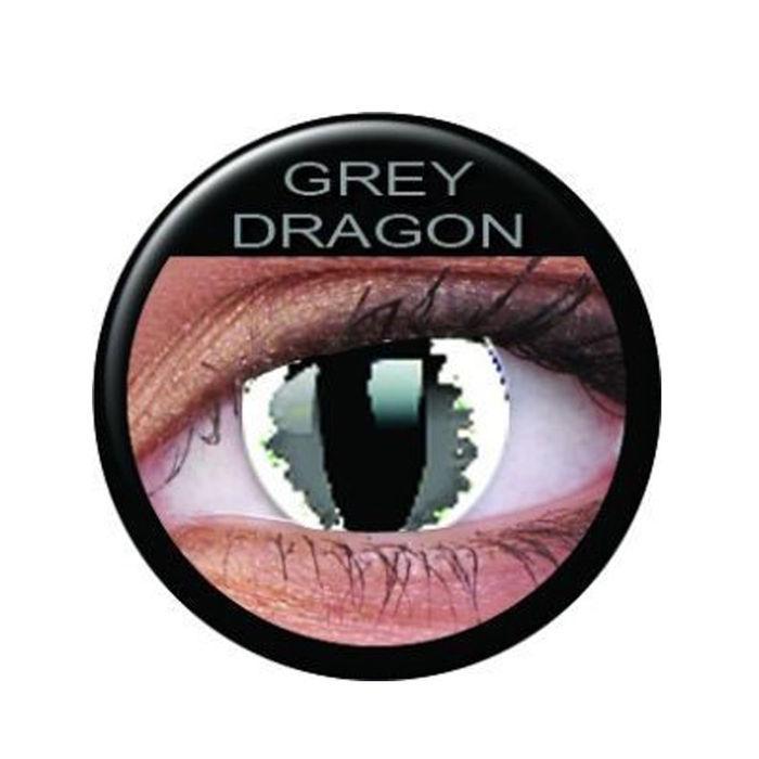 Sale Kontaktlinsen Grey Dragon Kontaktlinsen Alles Zum Schminken