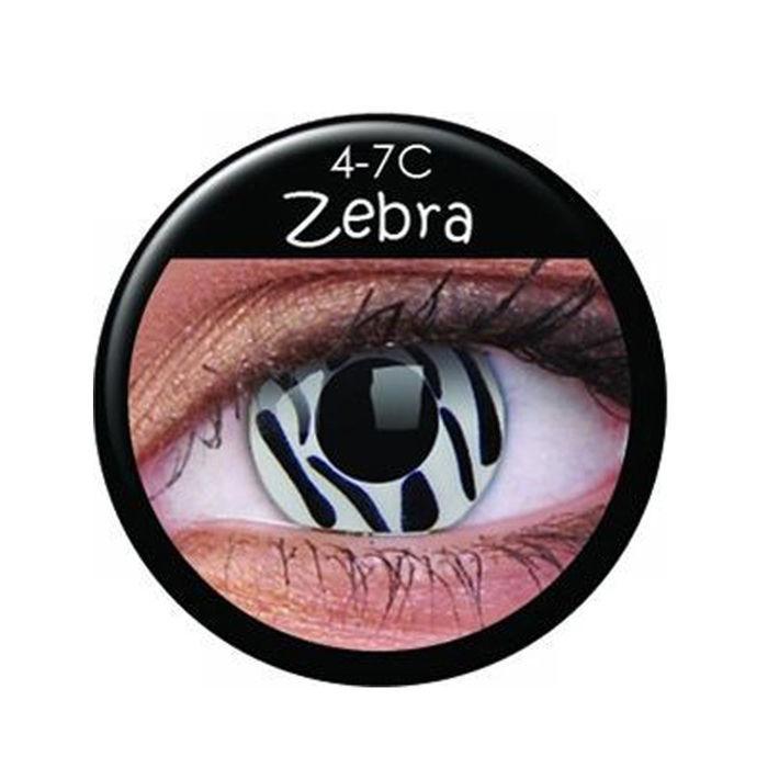 Sale Kontaktlinsen Zebra Kontaktlinsen Alles Zum Schminken Themen