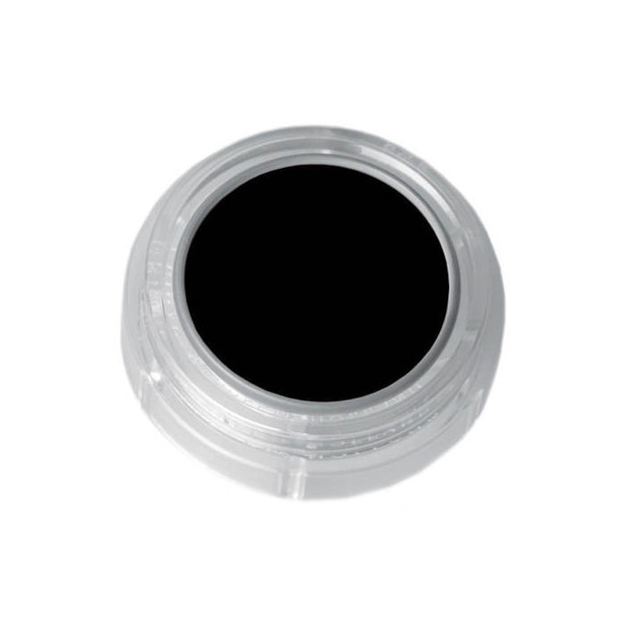Grimas Camouflage Make-up, 2,5 ml. 101 schwarz