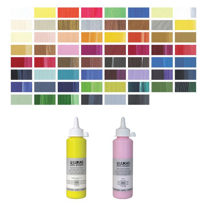 lukas cryl studio acrylf 250ml nachtleuchtfarbe lukas cryl studio 250ml lukas acrylfarben. Black Bedroom Furniture Sets. Home Design Ideas