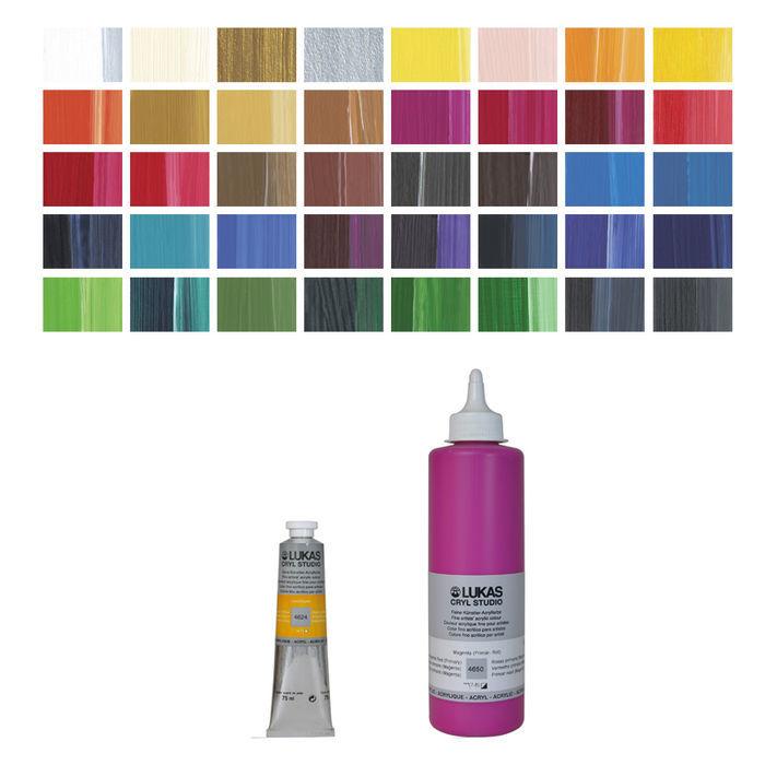 lukas cryl studio 75ml nachtleuchtfarbe lukas cryl studio 75ml lukas acrylfarben acrylfarben. Black Bedroom Furniture Sets. Home Design Ideas
