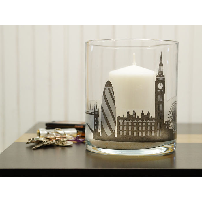 Windlichtglas gestaltet mit foto transfer potch ideen - Foto potch ideen ...