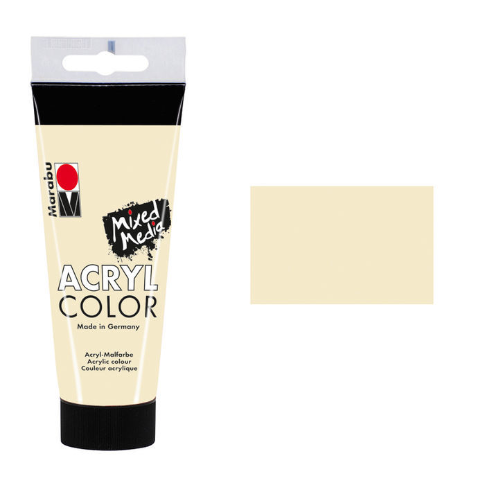 Marabu Acryl Color, 100 ml, Sand