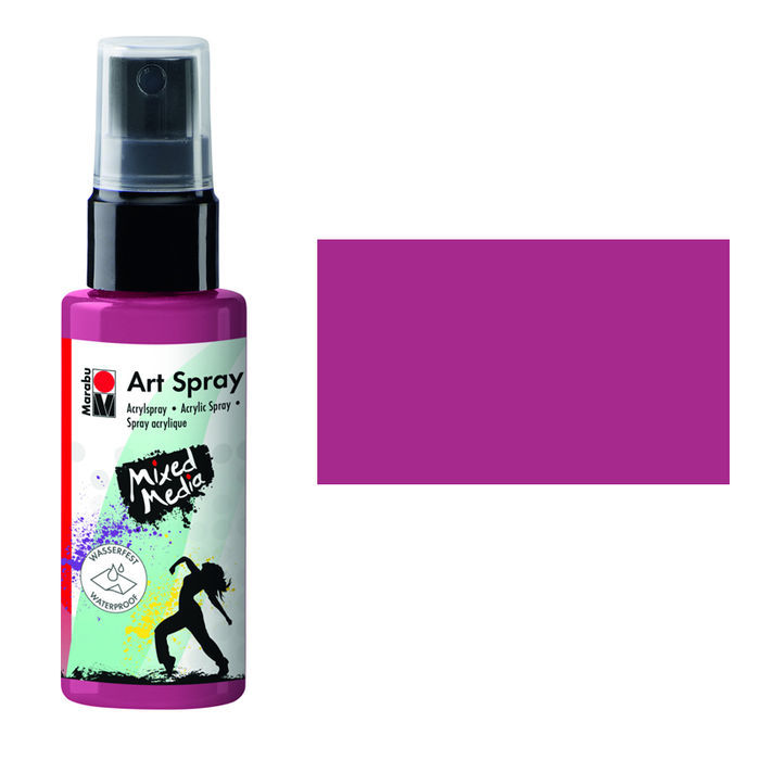Marabu Art Spray, 50 ml, Bordeaux