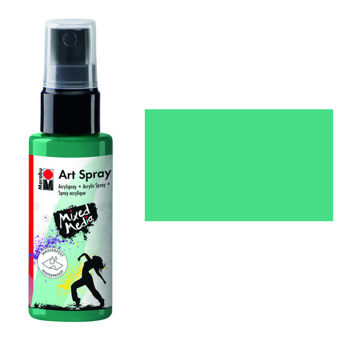 Marabu Art Spray, 50 ml, Minze