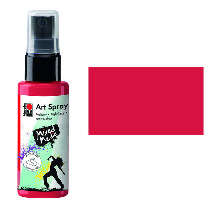 Marabu Art Spray, 50 ml, Peperoni