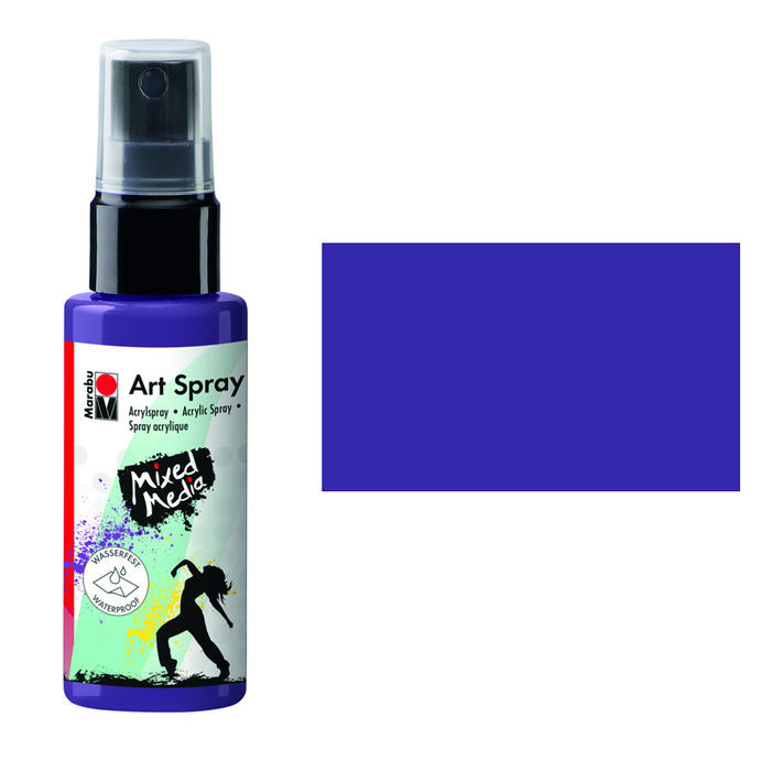 Marabu Art Spray, 50 ml, Pflaume