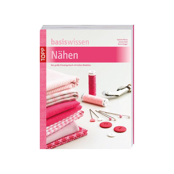 Buch Basiswissen Nähen - Bücher ´Handarbeit & Bären\' Bücher ...
