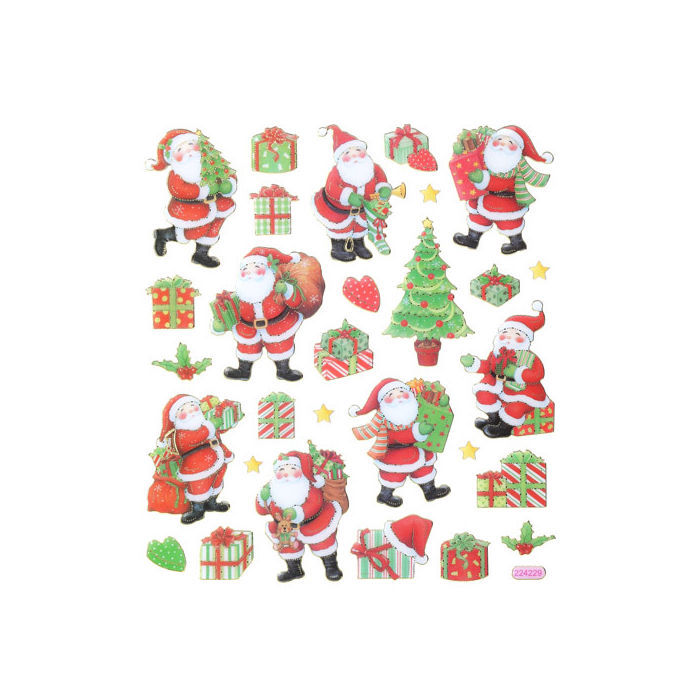 hobby design sticker weihnachten x ziersticker aller art