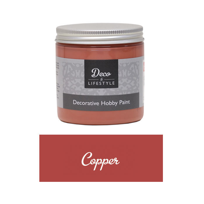 SALE Havo Deco Kreidefarbe, 230 ml, Copper