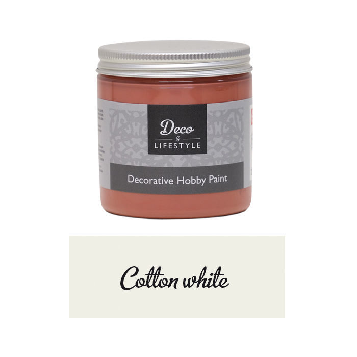 Havo Deco Kreidefarbe, 230ml, Cotton White