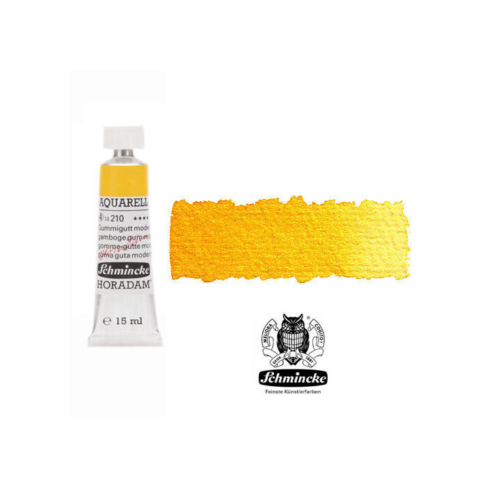 SALE HORADAM AQUARELL Gummigutt modern, Tube 15 ml