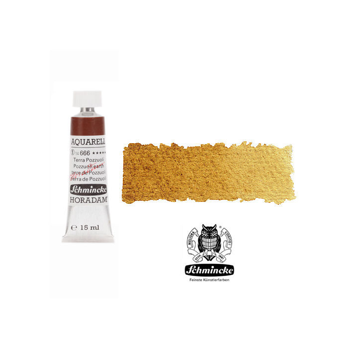 SALE HORADAM AQUARELL Terra Pozzuoli Tube 15ml