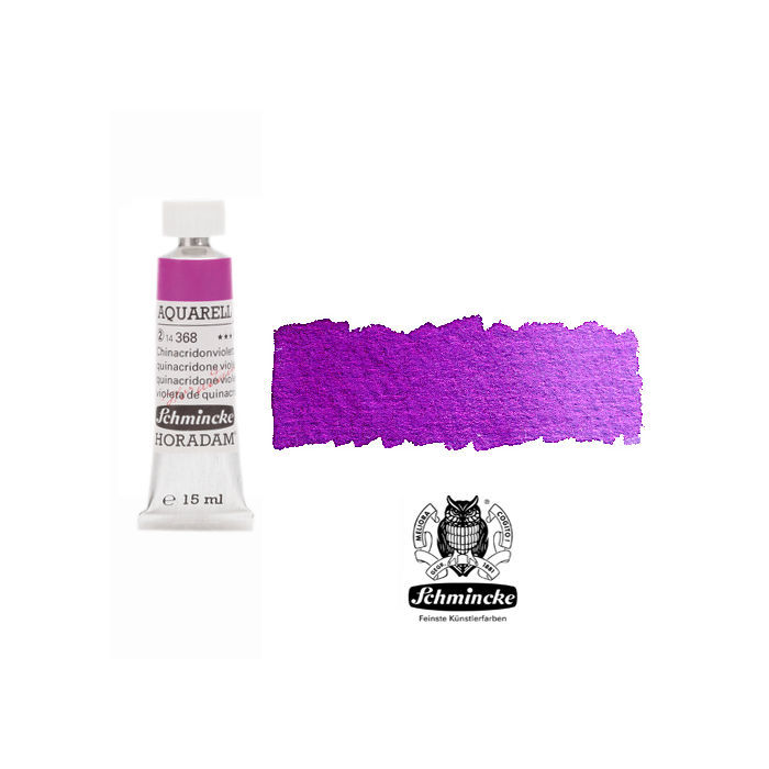 HORADAM  AQUARELL, Chinacridon violett, Tube 15 ml