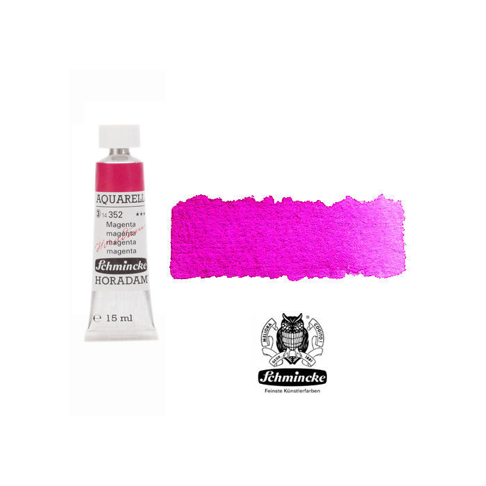 HORADAM  AQUARELL, Magenta, Tube, 15 ml
