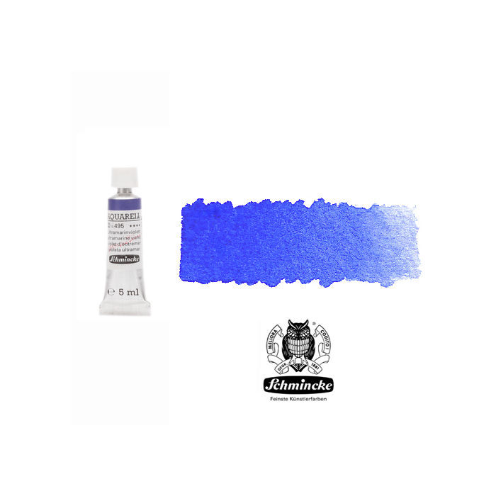 HORADAM  AQUARELL, Ultramarinviolett, Tube, 5 ml