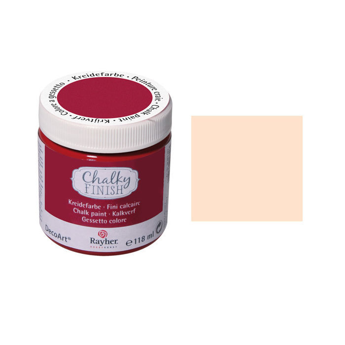 Chalky Finish, Dose 118ml, aprikot