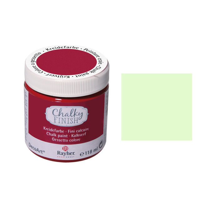 Chalky Finish, Dose 118ml, jade