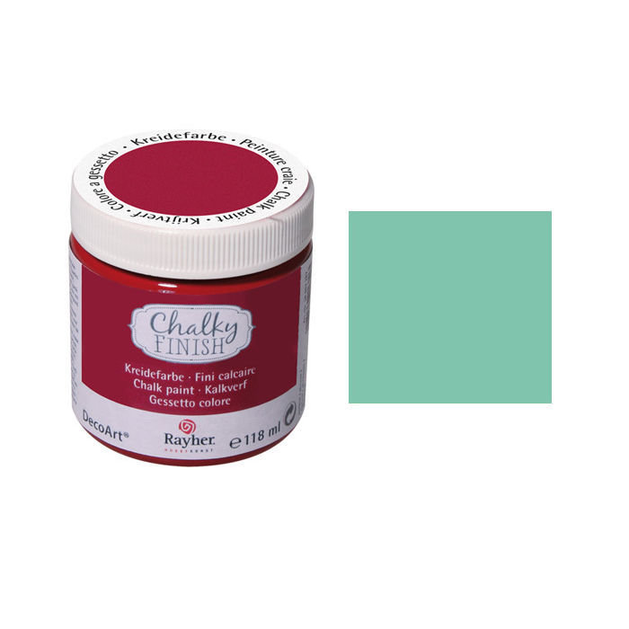 Chalky Finish, Dose 118ml, lagune