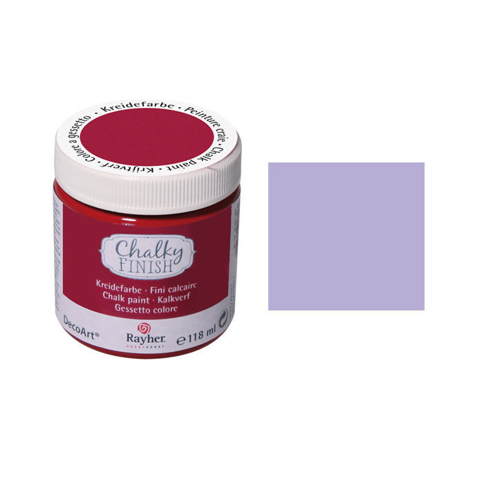 Chalky Finish, Dose 118ml, lavendel