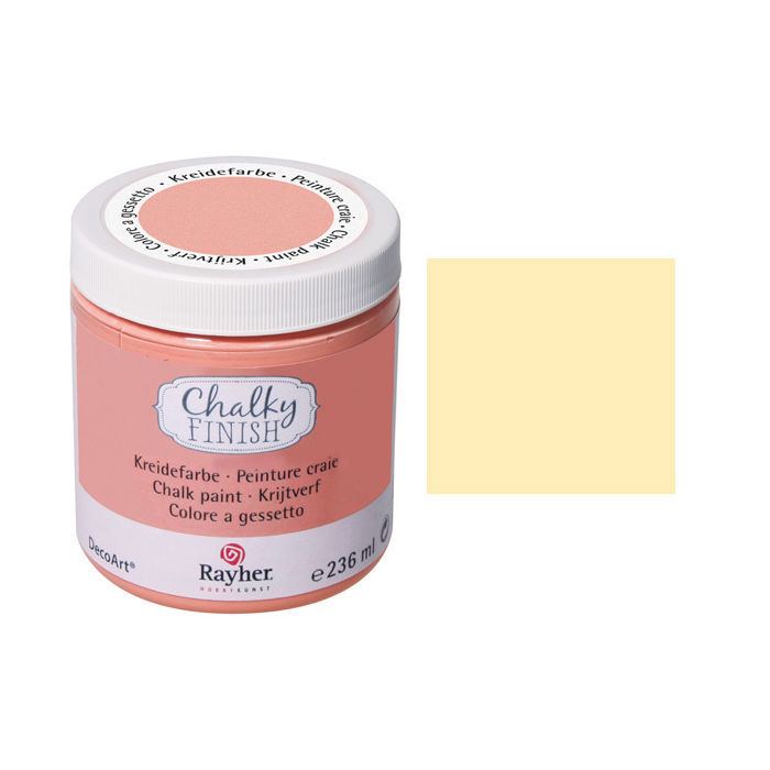 Chalky Finish, Dose 118ml, vanille
