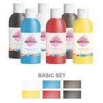 Paint It Easy Schulmalf. 500ml Basic Set klein