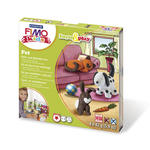 Fimo kids Form&Play Pet, 4 x 42 g, Box
