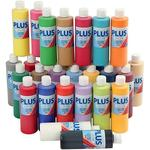 Plus Color Bastelfarbe, 30x250 ml