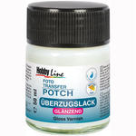 Foto Transfer Potch �berzugslack Gl�nzend, 50ml