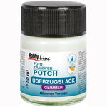Foto Transfer Potch �berzugslack Glimmer, 50ml