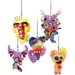Garstige Monster, Bastelset, 1 Set