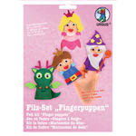Filz-Set Fingerpuppen