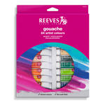 Reeves Gouachefarben Sortiment, 24x10ml