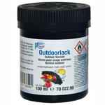 Outdoorlack farblos, seidenmatt, 100ml