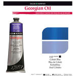 SALE Georgian Ölfarben 225ml, Cobalt Blue