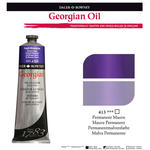 SALE Georgian Ölfarben 225ml, Permanent Mauve