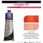 SALE Georgian Ölfarben 38ml, Cadmium Red Light