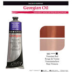 SALE Georgian Ölfarben 38ml, Venetian Red