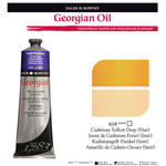 SALE Georgian Ölfarben 38ml, Cadmium Yellow Deep
