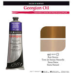 SALE Georgian Ölfarben 38ml, Raw Sienna