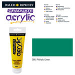 Acrylic Acrylfarbe, 120ml, Phthalo Green
