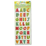 Brilliant Sticker ABC